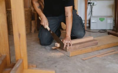 Using Floor & Wall Tiling Techniques