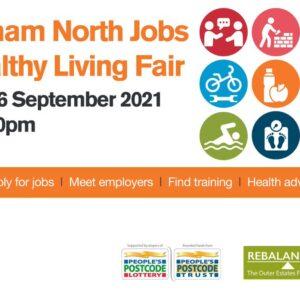 Nottingham North Jobs & Healthy Living Fair: Outcomes