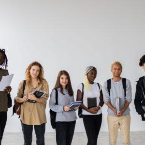 Kutambua joins community groups at Reading University Freshers week